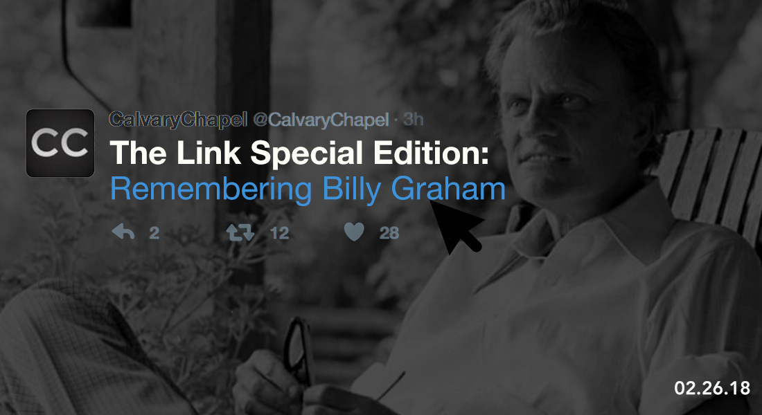 The Link Special Edition: Remembering Billy Graham