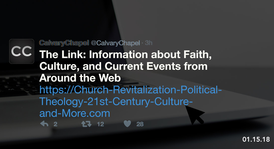 The Link: Church Revitalization, Political Theology, 21st Century Culture & More