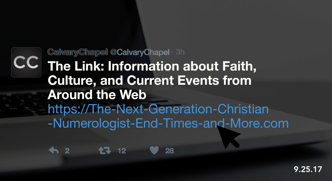 The Link: The Next Generation, Christian Numerologist, End Times and More