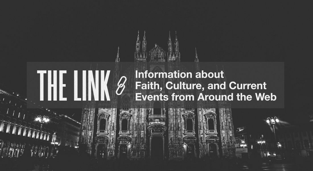 The Link: Political Correctness in the Church, Evangelism Formation, Finding God in A-Level Politics & More