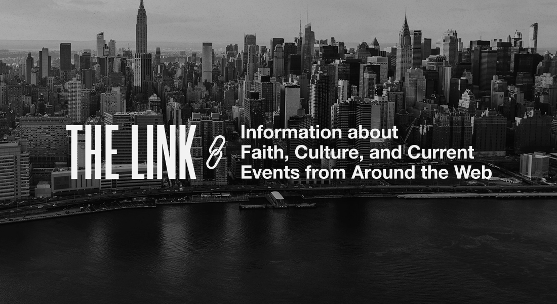 The Link: Only One Hope for Racial Injustice, Tony Evans Testimony, Conversation on Race & More