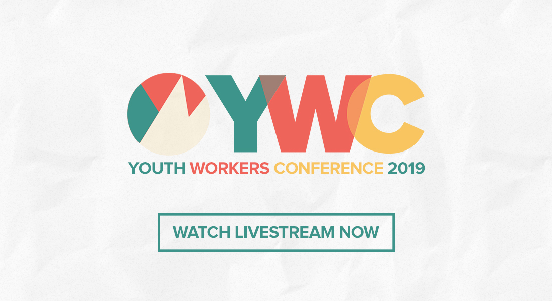 LIVE 2019 Youth Workers Conference