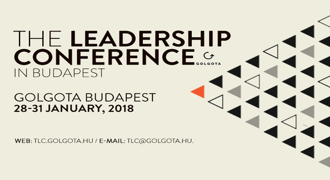 The Leadership Conference in Budapest