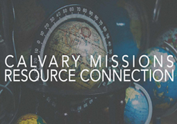 Calvary Missions Resource Connection