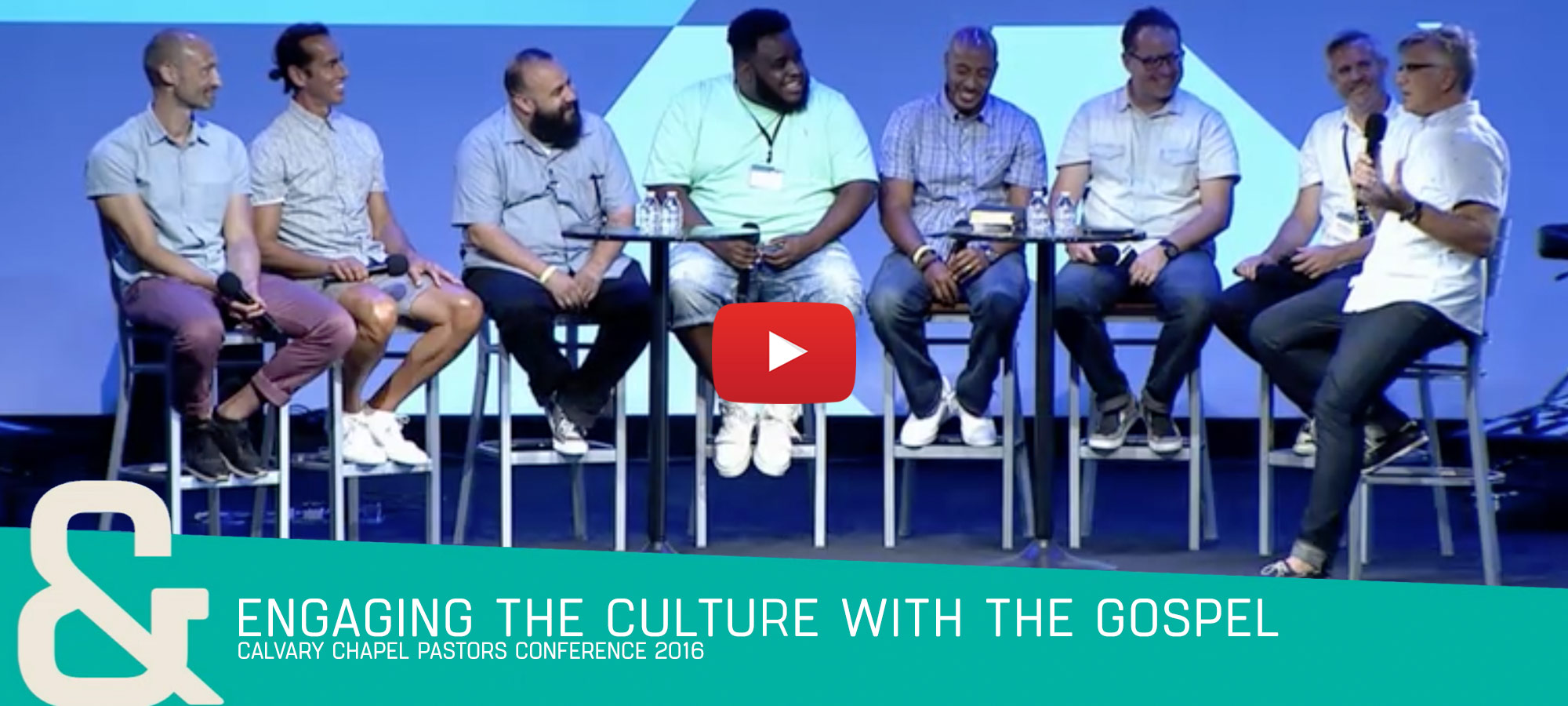 #ccpc16 - Engaging the Culture with the Gospel