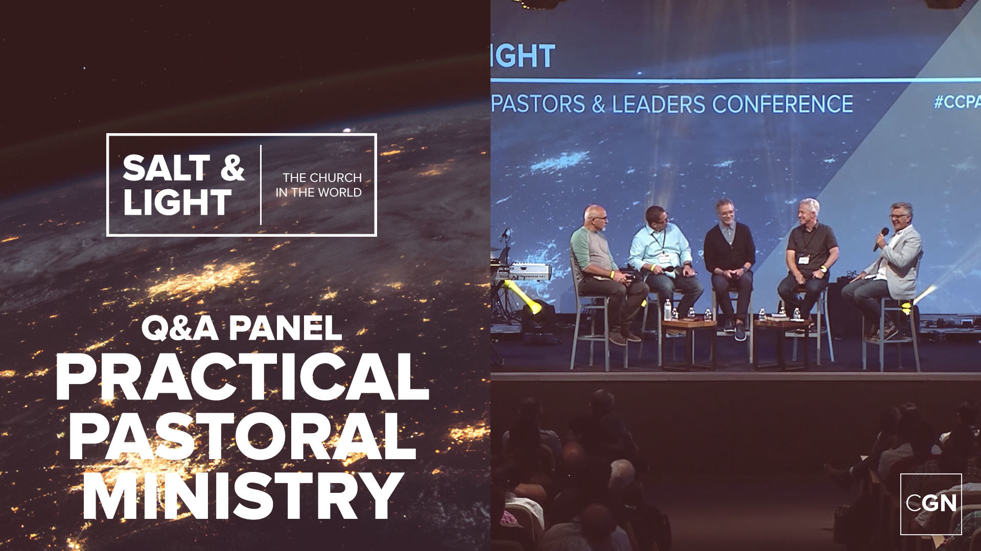 Q&A Panel: Practical Pastoral Ministry - Ray Bentley, Wayne Taylor, Brian Brodersen, Dr. Paul Tripp, Troy Warner