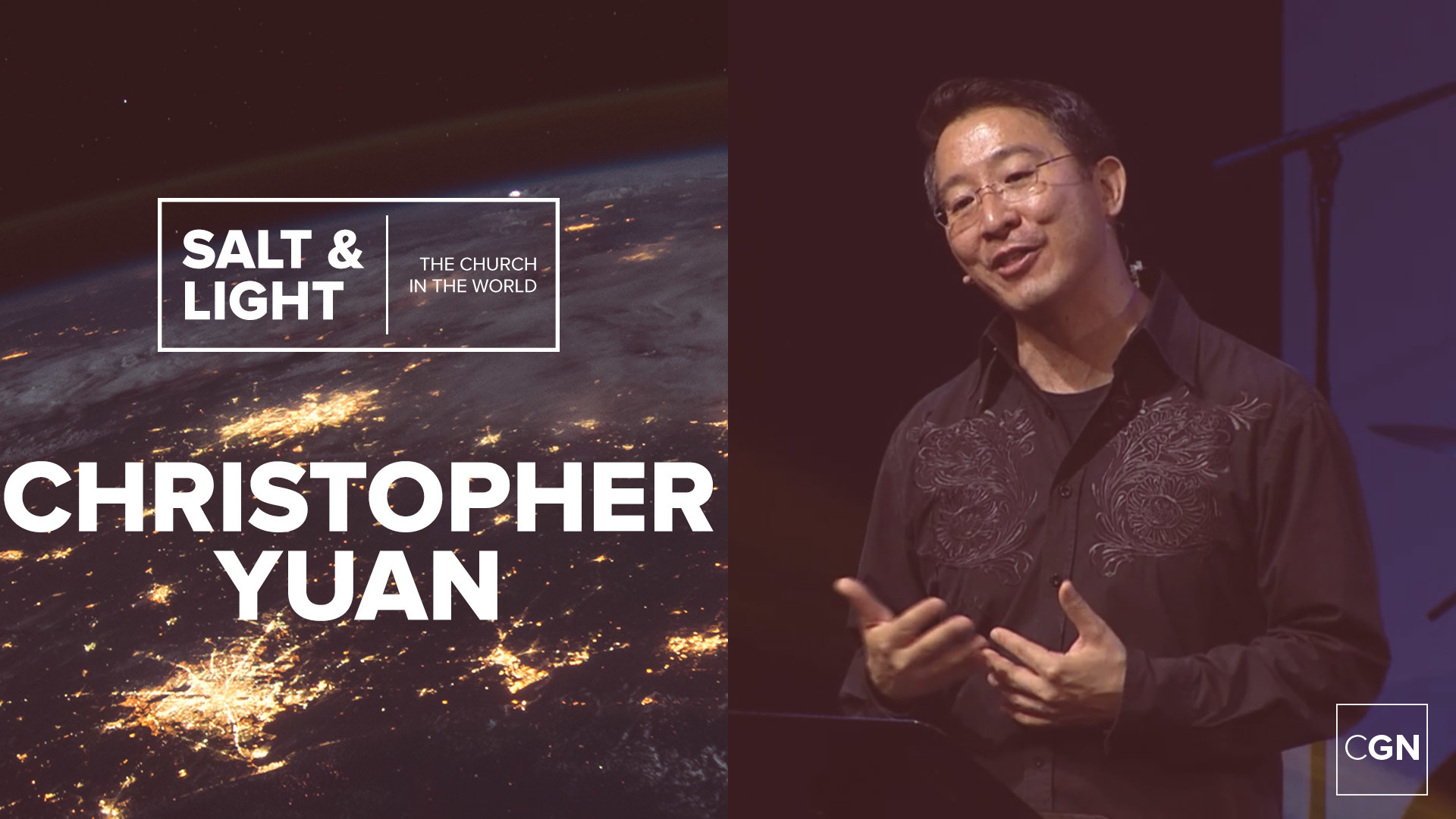 Session 9: Out of a Far Country - Dr. Christopher Yuan
