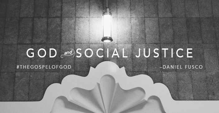 God and Social Justice