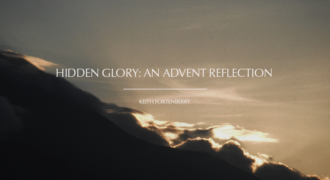 Hidden Glory: An Advent Reflection