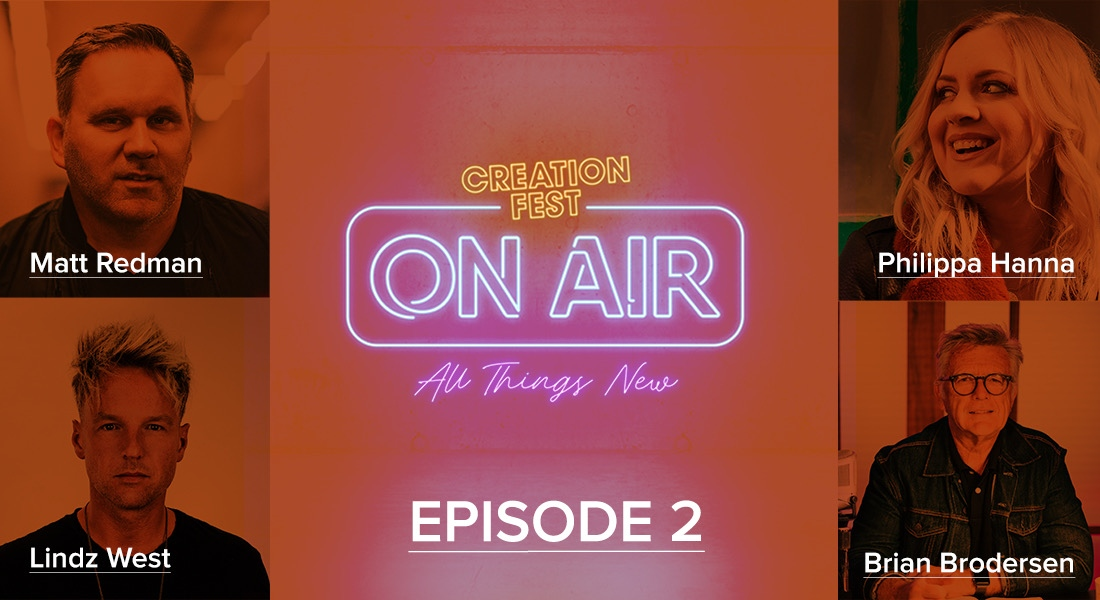 Episode 2: Creation Fest On Air