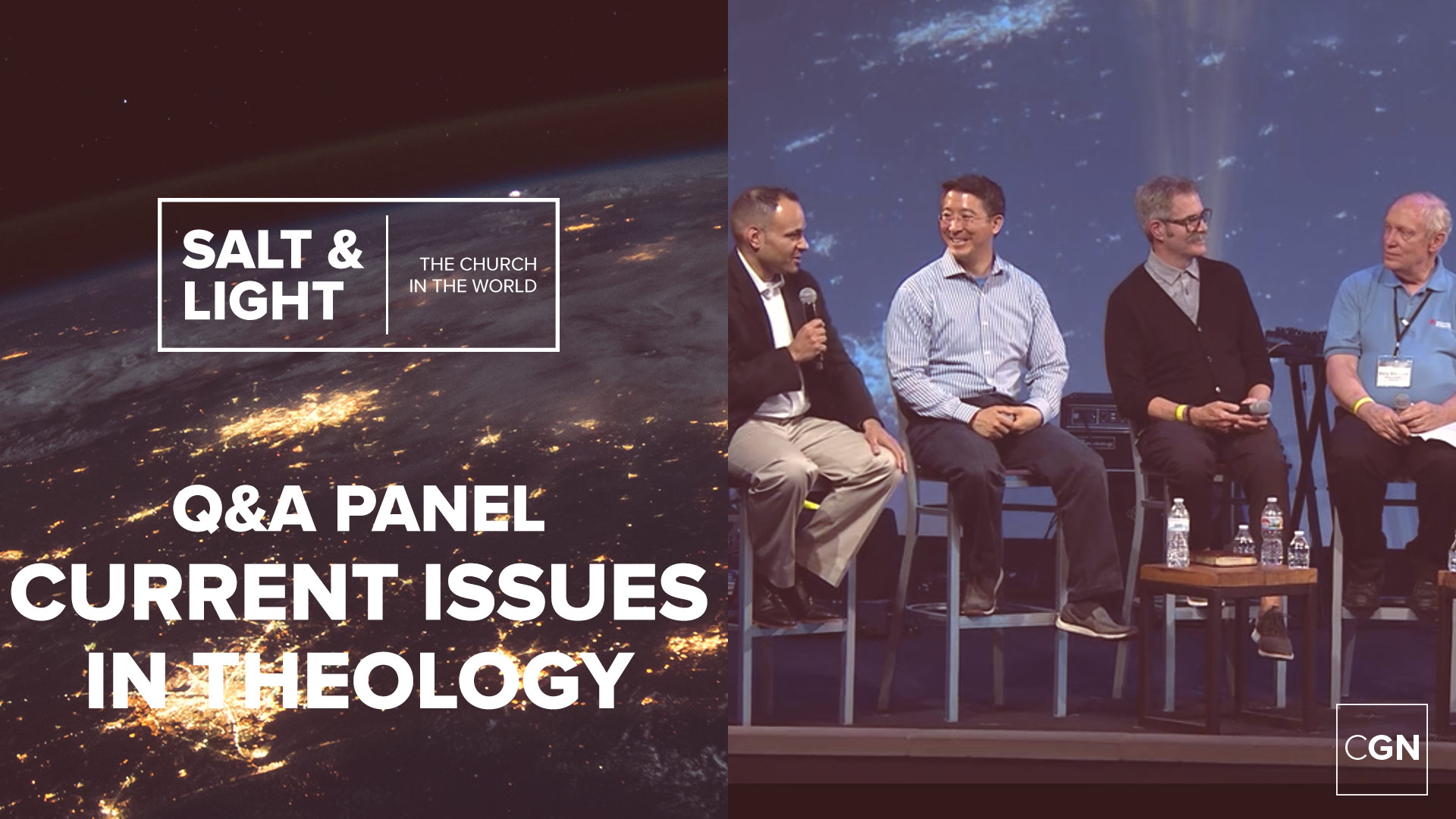 Q&A Panel: Current Issues in Theology - Gerry Breshears, Chrisopher Yuan, Dominick Hernández, Mike Chaddick