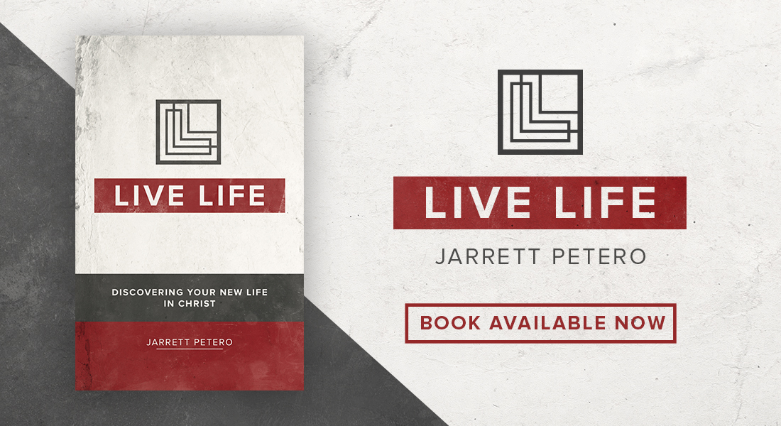 Live Life: Discipleship Book Available Now