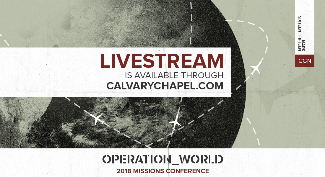 Calvary Chapel | CGN Missions Conference 2018