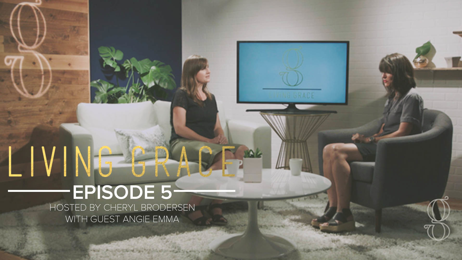 Living Grace Episode 5 - Interview with Angie Emma