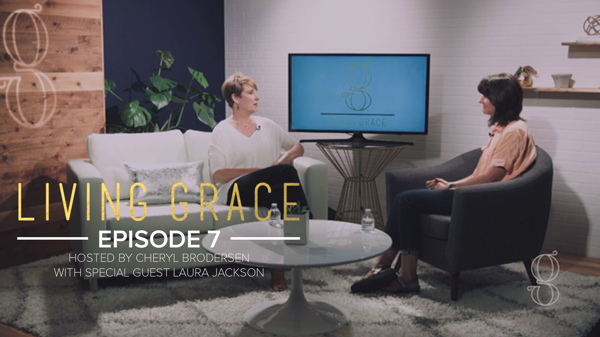 Living Grace Episode 7 - Interview with Laura Jackson