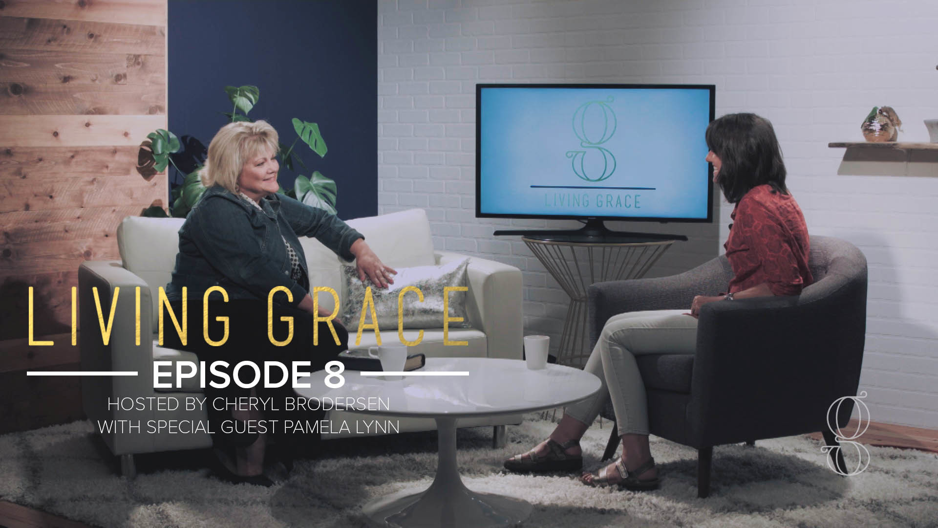Living Grace Episode 8 - Jesus is Our Anchor in Marriage and Ministry