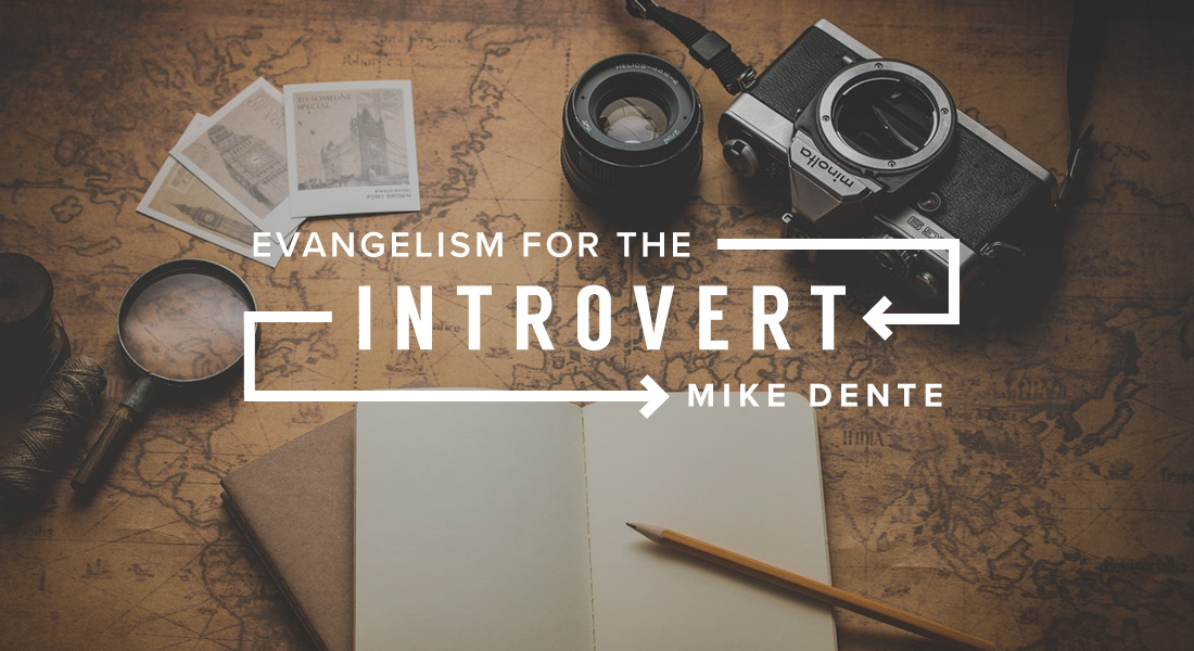 Evangelism for the Introvert