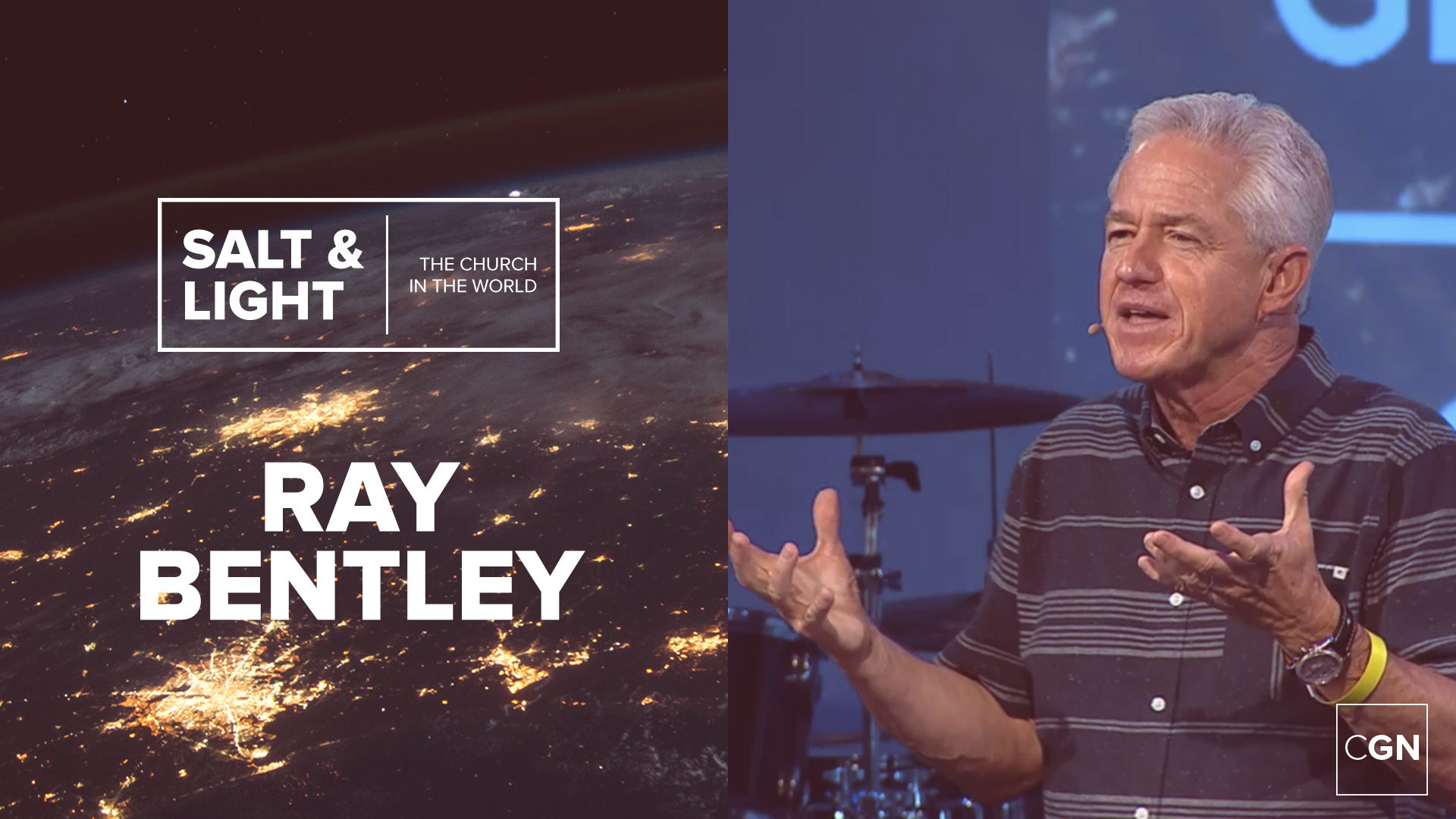 Session 12: Thy Kingdom Come! - Ray Bentley