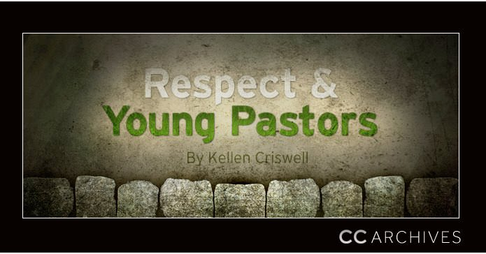 Respect and Young Pastors