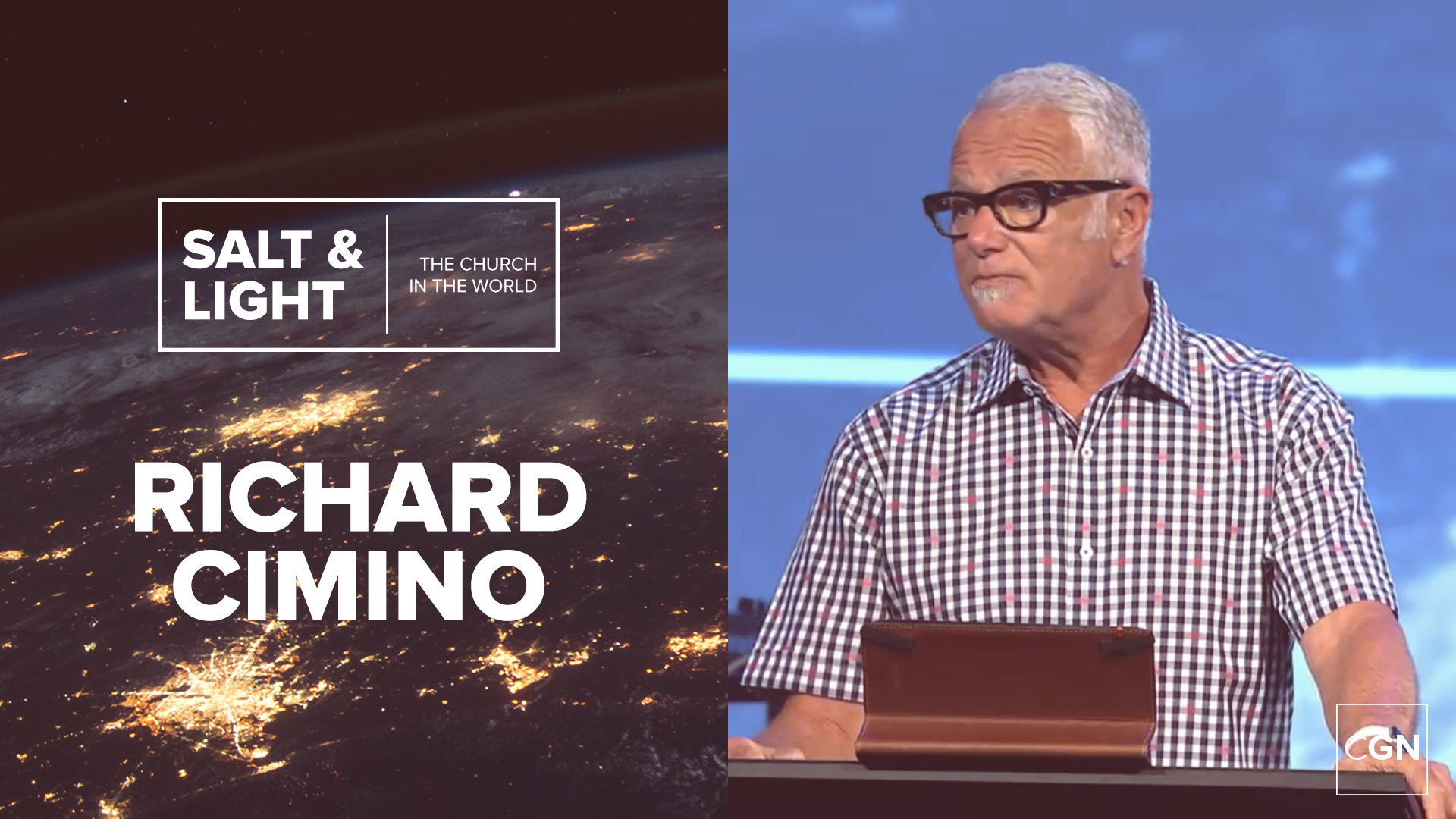 Session 4: Jesus With Sinners - Richard Cimino