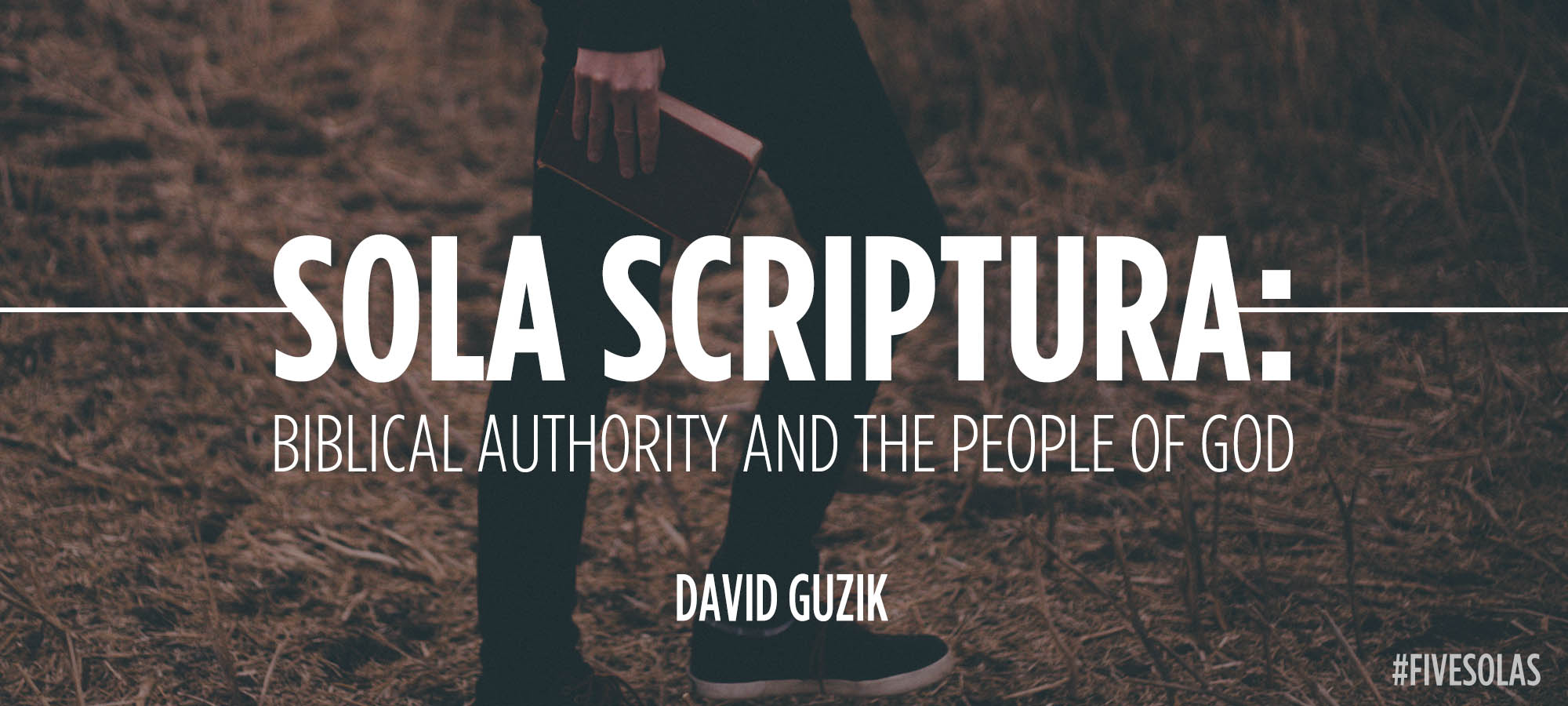 Sola Scriptura: Biblical Authority and the People of God