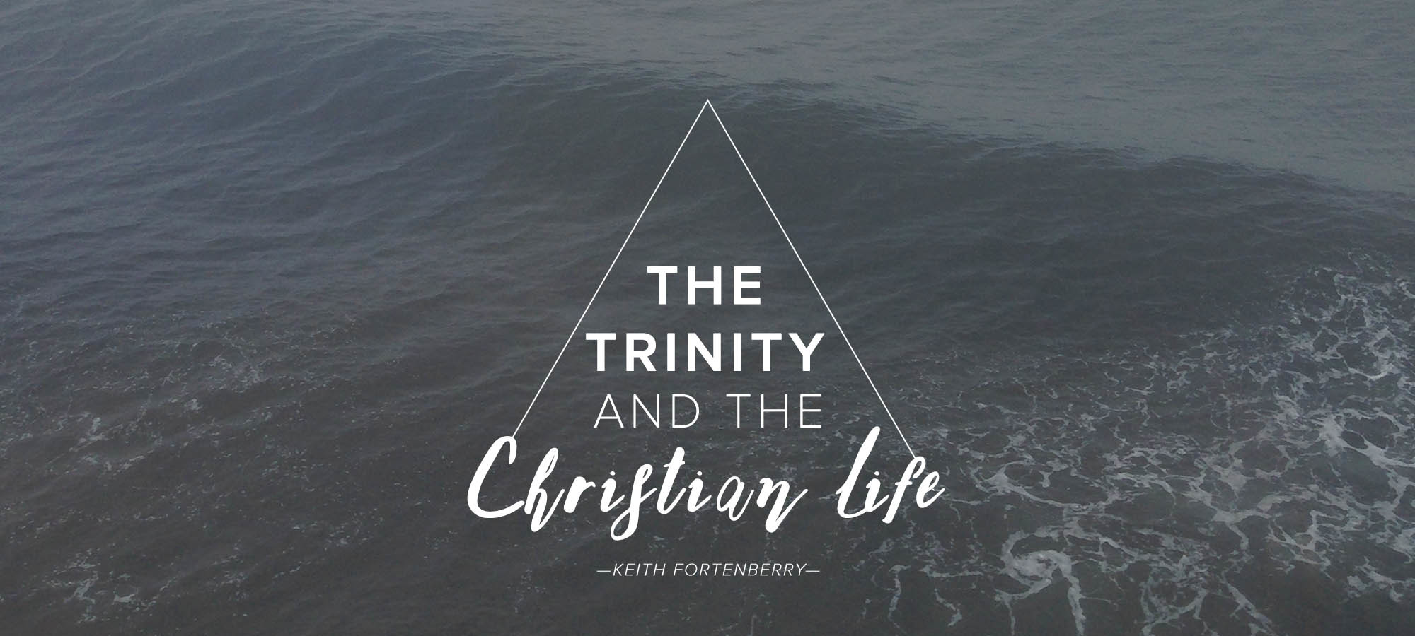 The Trinity and the Christian Life
