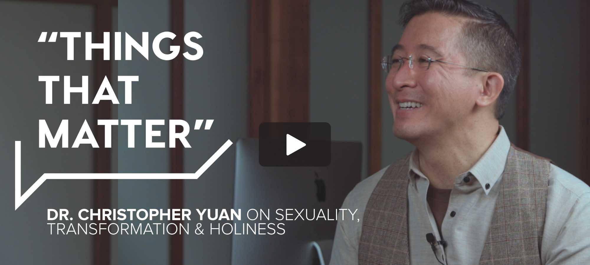 TTM S2 E5 - Dr. Christopher Yuan on Sexuality, Transformation & Holiness: Vault