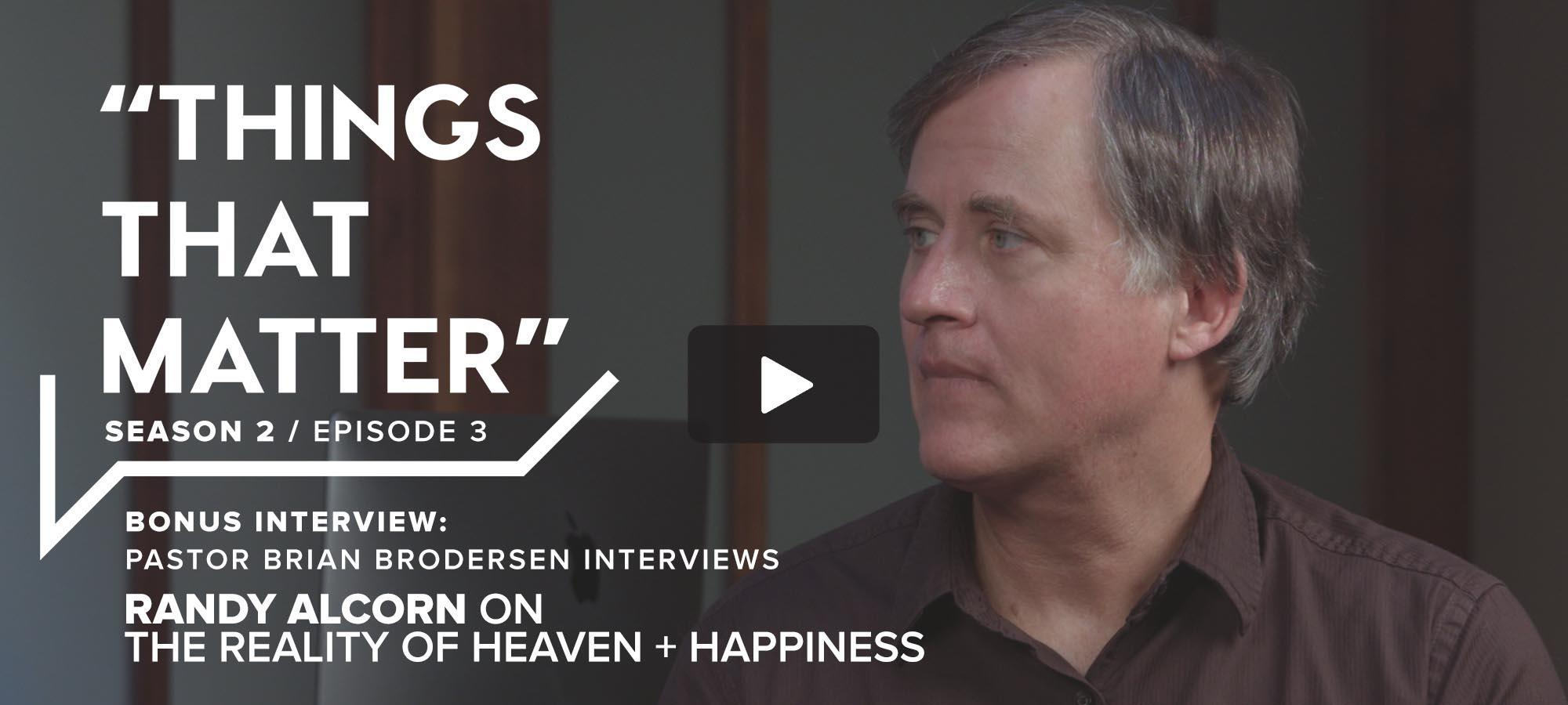 TTM S2 E3 - The Reality of Heaven and Happiness: Vault