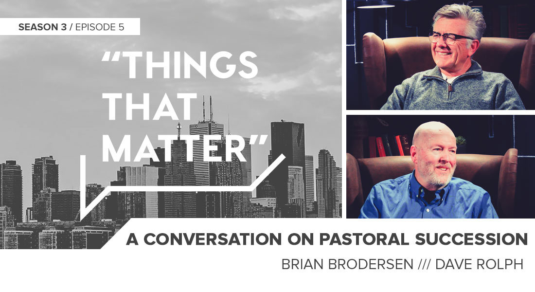 TTM S3E05: A Conversation on Pastoral Succession