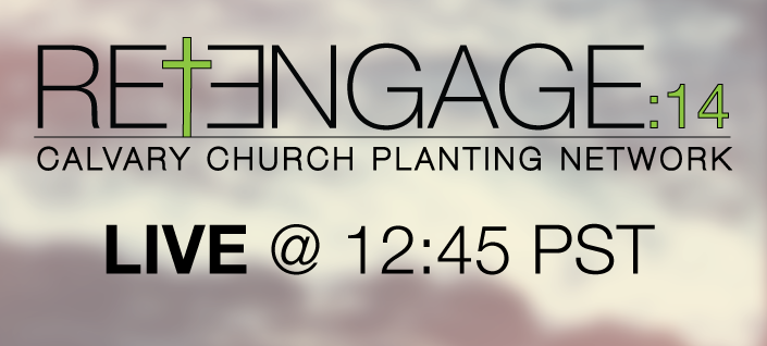 Re:Engage 2014 Church Planting Conference