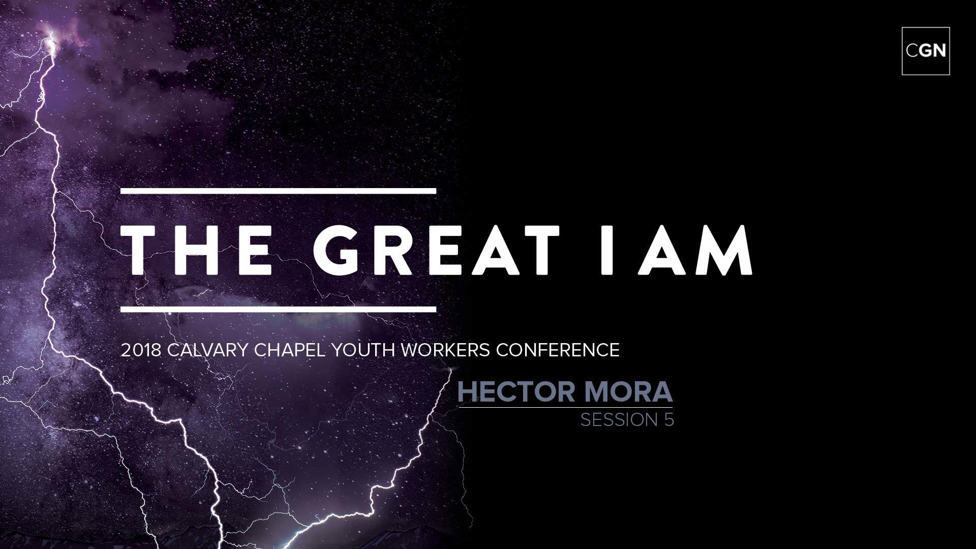 Hector Mora - Session 5