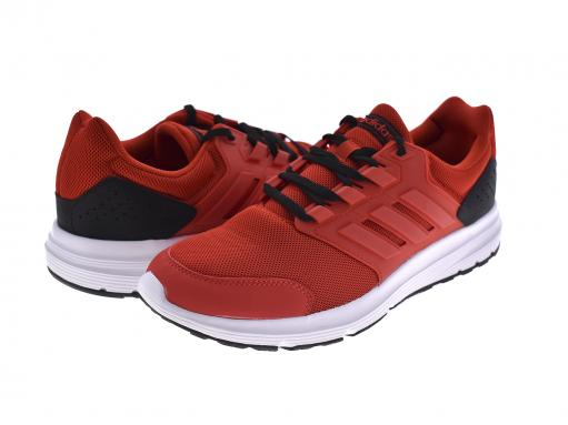 ADIDAS F36160 ACTRED/ACTRED/CBLACK GALAXY 4  25-30