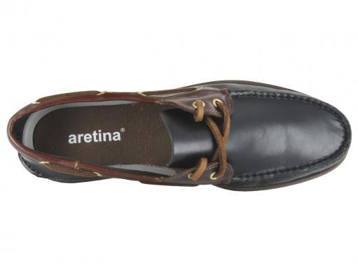 ARETINA COMPANY 3420 NEGRO/CAFE  25 - 30