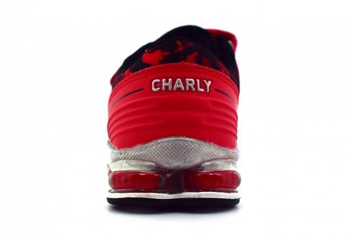 CHARLY 10 10203 10 ROJ/NEG/PLA  18-23