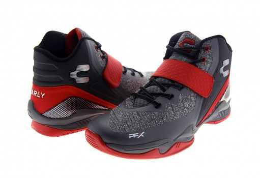 CHARLY 10 38018 GRIS/ROJO  22-30