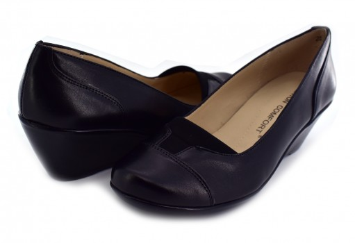 CLINTON 889 LEATHER NEGRO  22.0 - 27