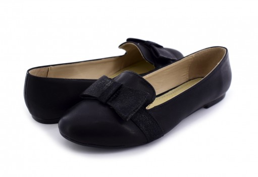 COCO SHOES 814 CABRA MARSELLA NEGRO  22-26