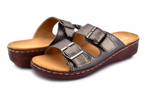 COMFORT FIT 13129 PEWTER 23