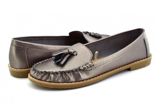 COMFORT FIT 13175 PEWTER  23 - 27