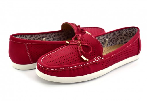 COMFORT FIT 14079 RED  23 - 27