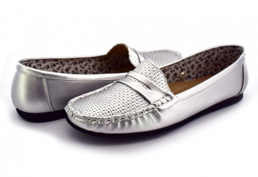 COMFORT FIT 14081 SILVER 23