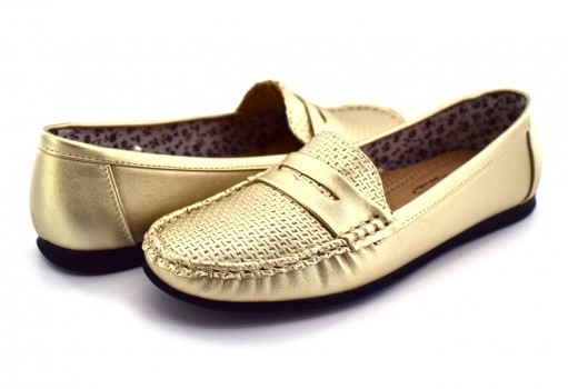 COMFORT FIT 14083 14082 GOLD  23 - 27