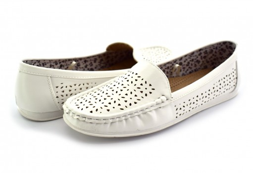 COMFORT FIT 14091 WHITE 23