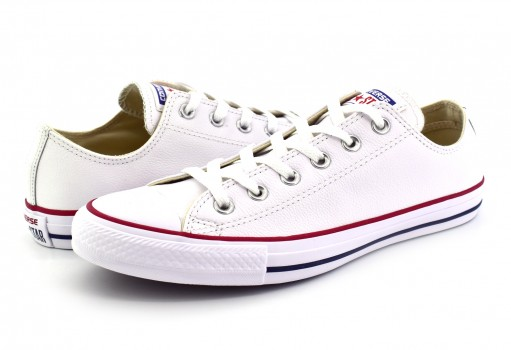 CONVERSE 132173 WHITE CHUCK TAYLOR ALL STAR OX  23.0 AL 31.0