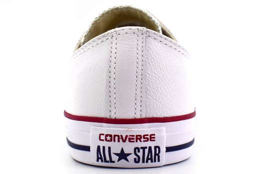 CONVERSE 132173 WHITE CHUCK TAYLOR ALL STAR OX  23.0 AL 31.0