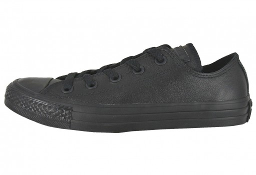 CONVERSE 135253 BLACK CHUCK TAYLOR ALL STAR OX  23.0 AL 31.0