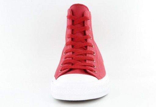 CONVERSE 150145 SALSA RED/WHITE CHUCK TAYLOR ALL STAR II HI  23.0 AL 31.0
