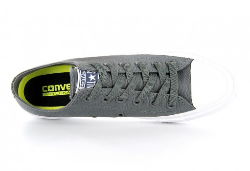 CONVERSE 150153 THUNDER/WHITE CHUCK TAYLOR ALL STAR II OX  23.0 AL 31.0