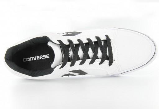 CONVERSE 155066 WHITE/BLACK/WHITE CONS EL DISTRITO OX  23.0 AL 31.0