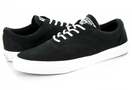 CONVERSE 155067 BLACK/WHITE ALL STAR SLIM LOW  25-30